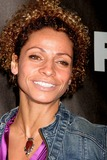 Michelle Hurd Photo - Terminator the Sarah Connor Chronicles Premiere Screening Arclight Cinerama Dome Hollywood CA 010908 Michelle Hurd Photo Clinton H Wallace-photomundo-Globe Photos Inc