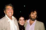 Dean Martin Photo - Dean Martin and Daughter and Brian Wilson 10-02-1982 Photo by Michelson-Globe Photos
