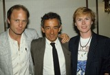 Amy Madigan Photo - Ed Harris with Wife Amy Madigan and Louis Malle A0339 Photo by Adam Scull-Globe Photos Inc