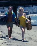 Alison Arngrim Photo - Alison Arngrim with Steve Tracy 1981 E0685 Photo by Bob V Noble-Globe Photos Inc