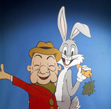 Magoo Photo - Mr Magoo and Bugs Bunny Photo Supplied by NbcGlobe Photos