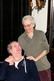 Austin Pendleton Photo - Food For Thought-lunch Hour Theatres Presentation of a View From the Bridge New York City 02252004 Photo Rick Mackler Rangefinders  Globe Photos Inc 2004 Danny Aiello and Austin Pendleton