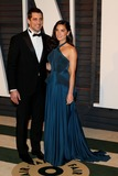 Aaron Rodgers Photo - Actress Olivia Munn and Aaron Rodgers Attend the Vanity Fair Oscar Party at Wallis Annenberg Center For the Performing Arts in Beverly Hills Los Angeles USA on 22 February 2015 Photo Alec Michael