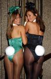 Ava Fabian Photo - Playboy 50th Anniversary Club Tour at Avalon Hollywood CA 06082004 Photo by Miranda ShenGlobe Photos Inc 2004 Marketa Janska and Ava Fabian