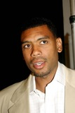 Allan Houston Photo - Olympus Fashion Week Tommy Hilfiger Spring 2005 Collection Bryant Park in New York City 9092004 Photo Bybarry TalesnickipolGlobe Photos Inc 2004 Allan Houston