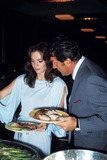 Dean Martin Photo - Jacqueline Bisset 1969 with Dean Martin 6296 Photo by Phil Roach-ipol-Globe Photos