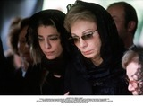 As Yet Photo - IMAPRESS PH  BENITO  CLEMOTFUNERAL OF PRINCESS LEILA PAHLAVI IN PARIS 16TH JUNE 2001 IN TOTAL BEREAVEMENT THE EX-EMPRESS OF IRAN FARAH PAHLAVI BURIED HER DAUGHTER IN THE PASSY CEMETERY IN PARIS LEILA PAHLAVI 31 PASSED AWAY A WEEK AGO IN LONDON THE OFFICIAL COMMUNIQUE WRITTEN BY HER MOTHER INDICATED THAT SHE PASSED AWAY IN HER SLEEP BUT THE EXACT CIRCUMSTANCES OF THE DEACEASED REMAIN AS YET UNKNOWNPRINCESS FARAHNAZ AND EMPRESS FARAHCREDIT IMAPRESSCLEMOTBENITOGLOBE PHOTOS INC