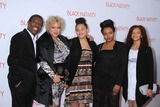 Kasi Lemmons Photo - Vondie Curtis-hallkasi Lemmons Writerdirector and Kids at NY Premiere Ofblack Nativity at the Apollo Theater 11-18-2013 John BarrettGlobe Photos
