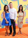 The Bella Twins Photo - The Bella Twins attending the Nickelodeons 27th Annual Kids Choice Awards Held at the Usc Galen Center in Los Angeles California on March 29 2014 Photo by D Long- Globe Photos Inc