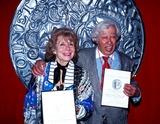 Adolph Green Photo - Sd051591 Tony Awards Nominees Luncheon Betty Comden_adolph Green Photo by John BarrettGlobe Photosinc Obit