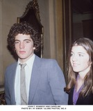 JFK Jr Photo - John F Kennedy and Caroline Photo by Hy Simon  Globe Photos Inc