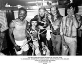 Allman Brothers Photo - 1678allman Brothers Reunion at Central Park J Johannson Dickie Betts Greg Allman Butch Trucks  Phil Walden (Head of Capricorn Records) Globe Photos Inc