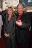 Amy Madigan Photo - Ed Harris with Amy Madigan the Truman Show Premiere in Los Angeles 1998 K12503lr Photo by Lisa Rose-Globe Photos Inc