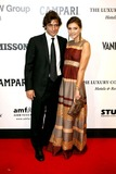 Adriano Giannini Photo - Adriano Giannini and Margherita Missoni Arriving at the Amfar Gala and Auction at Villa Borghese in Rome Italy on October 24th 2008 Photo by Alec Michael-Globe Photos Inc 2008