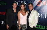 Alan Thicke Photo - Alan Thicke Tanya Callau attending the Cbs Showtime Cw Tca Party Held at the Pacific Design Center in West Hollywood California on August 10 2015 Photo by D Long- Globe Photos Inc
