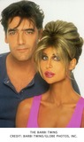 Ken Wahl Photo - The Barbi Twins Ken Wahl and Shane Barbi Credit Barbi TwinsGlobe Photos Inc