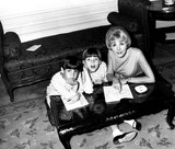 Jamie Lee Curtis Photo - Janet Leigh and Daughters Jamie and Kelly PipGlobe Photos Inc