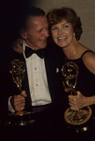 Astaire Photo - Fred Astaire with Joanne Woodward at Emmy Awards G7870b Supplied by Globe Photos Inc