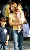 Alexandra Rodriguez Photo - Yankee and Redsox Players Leaving Yankee Staduim in the Bronx New York City 09-11-2005 Photo by William Regan-Globe Photosinc Cynthia Rodriguez and Her Daughter Natasha Alexandra Rodriguez