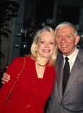 Aaron Spelling Photo - Aaron Spelling with Candy Spelling Photo by Bill Holz-michelson-Globe Photos Inc