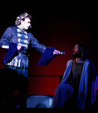 Ted Neeley Photo - Jesus Christ Superstar (Dannis Deyoung and Ted Neeley) Photo Lisa Rose  Globe Photos Inc