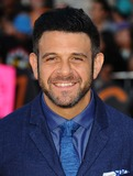 Adam Richman Photo - Adam Richman attending the Los Angeles Premiere of Neighbors Held at the Regency Village Theater in Westwood California on April 28 2014 Photo by D Long- Globe Photos Inc