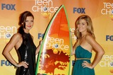 Audrina Patridge Photo - the 2007 Teen Choice Awards Press Room Held at Gibson Amphitheatreuniversal City Ca8-26-07 Photodavid Longendyke-Globe Photos Inc2007 Image Audrina Patridgelauren Conrad