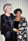 Nell Carter Photo - Beatrice Arthur with Nell Carter A3102 Photo by Adam Scull-Globe Photos Inc