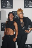 T-Boz Photo - Musicians Rozonda Chilli Thomas (L) and Tionne T-boz Watkins the Surviving Members of Tlc Pose in the Press Room of the 2013 Mtv Video Music Awards Aka Vmas at Barclays Center in Brooklyn New York USA on 25 August 2013 Photo Alec Michael