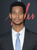 Alfred Enoch Photo - Alfred Enoch attending the Screening of How to Get Away with Murder Held at the Sunset Gower Studios in Los Angeles California on May 28 2015 Photo by D Long- Globe Photos Inc