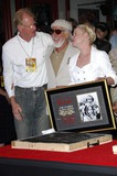 Al Kooper Photo - Ed Begley Jr Lou Adler and Michelle Phillips During a Ceremony Inducting Otis Redding the Mamas  the Papas and Al Kooper Into Hollywoods Rockwalk on May 11 2007 in Los Angeles Photo by Michael Germana-Globe Photosinc