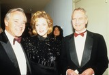 Paul Newman Photo - Kathleen Turner with Jack Lemmon and Paul Newman Supplied by Globe Photos Inc 1987