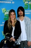 Amanda Marsh Photo - Amanda Marsh and Travis Marsh During the Premiere of the New Movie From Columbia Pictures Planet 51 Held at the Mann Village Theatre on November 14 2009 in Los Angeles Photo Michael Germana - Globe Photos Inc K63792mge