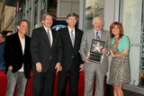 Joseph A Wapner Photo - I14524CHW Judge Joseph A Wapner Celebrates 90th Birthday With Star On The Hollywood Walk Of Fame   Hollywood Blvd  Orange Ave Hollywood CA  111209 ZEV YAROSLAVSKY HARVEY LEVIN LERON GUBLERJUDGE JOSEPH A WAPNER AND JUDGE MARILYN MILIAN Photo Clinton H Wallace-Photomundo-Globe Photos Inc 2009 I14524CHW