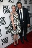 Lena Dunham Photo - Lena Dunham Judd Apatow Attend Pen USA 24th Annual Literary Awards Festival on 11th November Held at the Beverly Wilshire Hotelbeverly Hillscaliforniausaphoto Tleopold Globephotos