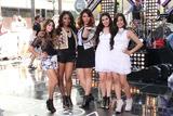 Alle Brooke Photo - Fifth Harmony Ltor All Brookenormani Hamiltondinah Hansonlauren Jaureguicamila Cabello Performing on NBC Today Show7-18-2013 Photo by John BarrettGlobe Photos