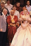 Constance Towers Photo - Yul Brynner Constance Towers the King and I 1977 G5206 Supplied by Globe Photos Inc