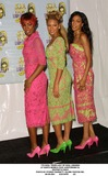 Train Photo - Soul Train Lady of Soul Awards at Santa Monica Civic Auditorium CA Destinys Child Photo by Fitzroy Barrett  Globe Photos Inc 8-28-2001 K22734fb (D)