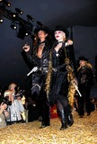 Aerosmith Photo - Sd0403 Betsey Johnson Fall  Winter Fashion Show 95 Steven Tyler (Aerosmith) Photo Rose Hartman  Globe Photos Inc