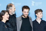 Anton Corbijn Photo - Actress Alessandra Mastronardi (l-r) Director Anton Corbijn Actors Robert Pattinson and Dane Dehaan Attend the Photocall of Life During the 65th International Berlin Film Festival Berlinale at Hotel Hyatt in Berlin Germany on 09 February 2015 Photo Alec Michael