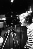 Andy Warhol Photo - Andy Warhol Filming Girls in Prison I2962bn Photo by Billy Name-ipol-Globe Photos Inc