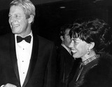 Peter Graves Photo - Peter Graves and Wife Joan Pohto by Bill HolzGlobe Photos