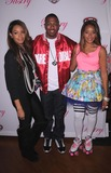 Angela Simmons Photo - Launch Party of Pastry Lite Shoe Collection at the Moonlight Rollerway in Glendale CA 12911 Photo by Scott Kirkland-Globe Photos   2011 Angela Simmons Nick Cannon and Vanessa Simmons