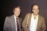 Tim Conway Photo - Don Knotts with Tim Conway 12-12-1979 12278 Photo by Allan S Adler-ipol-Globe Photos Inc