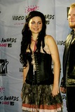Amy Lee Photo - Amy Lee (Evanesence) Mtv Video Music Awards Radio City Music Hall New York USA 28 Aug Photo by Alec Michael MichaelGlobe Photos Inc 2003 Press Room