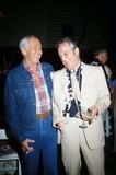 Danny Thomas Photo - 1982 Johnny Carson and Danny Thomas Photo by Nate Cutler-Globe Photos Johnnycarsonretro