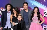 Alanna Ubach Photo - Ramy Yousseff Alanna Ubach Jackson Brundagescott Baio Ryan Newman attending the 2012 Teennick Halo Awards Held at the Hollywood Palladium in Hollywood California on November 17 2012 Photo by D Long- Globe Photos Inc