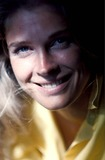 John Derek Photo - Candace Bergen Photojohn Derek  Globe Photos Inc 1972 1970sretro