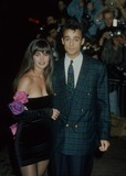 Andrew Ridgeley Photo - Wham Andrew Ridgeley Donya Fiorentino Photo by Cp-Globe Photos Inc