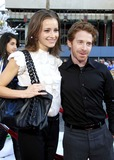 Candace Bailey Photo - Candace Bailey and Seth Green - Fred Claus Premiere - Hollywood California - 11-03-2007 - Photo by Nina PrommerGlobe Photos Inc2007